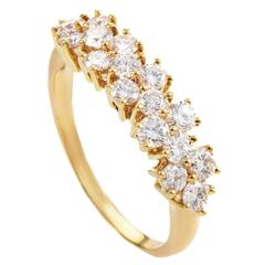 Graff Diamond Gold Wedding Band Ring