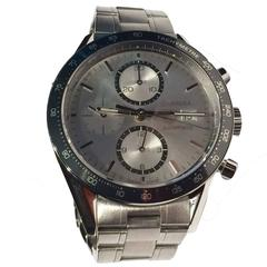 Tag Heuer Stainless Steel Carrera Automatic Wristwatch