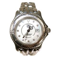 Tag Heuer Lady's Stainless Steel Professional Wristwatch