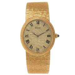 Piaget Lady's Yellow Gold dress Wristwatch