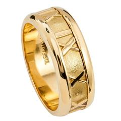 Tiffany & Co. Gold Atlas Ring
