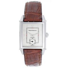 Girard-Perregaux Stainless Steel Automatic Wristwatch Ref 2593