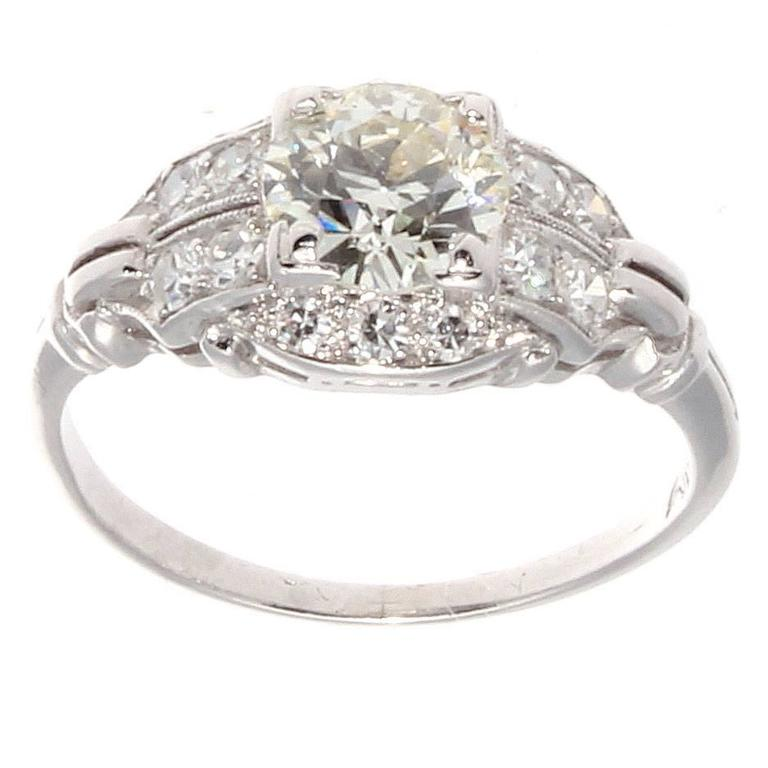 Approximately 115 Carat Diamond Platinum Engagement Ring. Letter Engagement Rings. Vera Wang Engagement Rings. Demand Wedding Rings. Wire Wrapping Rings. Pretty Wedding Rings. Original Engagement Rings. Gollums Rings. Buttercup Rings