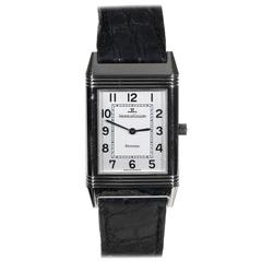 Jaeger-LeCoultre Stainless Steel Reverso Classique Wristwatch