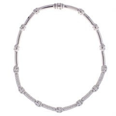 Picchiotti Pave Diamond Necklace