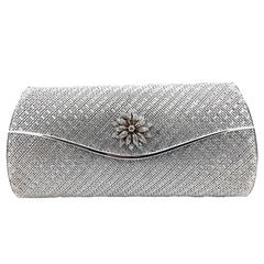 1960s Massoni Diamond Gold Clutch