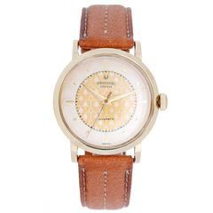 Universal Geneve Yellow Gold Automatic Wristwatch