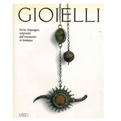Book of Gioielli, Storia, Linguaggio, Religiosta Dell'ornamento in Sardegna