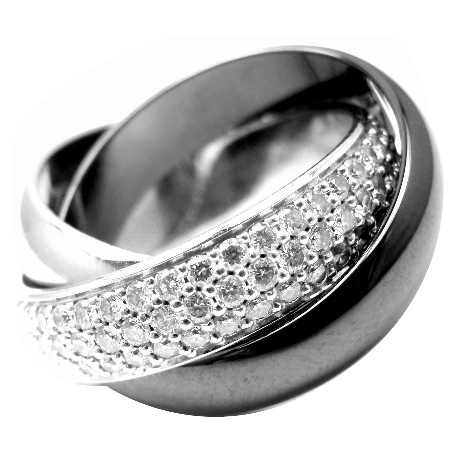 european fashion touch from stainless rings ceramic cubic zircon product layer white mezzanine black rbvajfmktrmadom party jewelry unique love steel tl