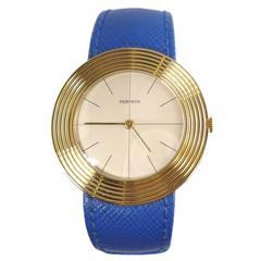 Audemars Piguet Yellow Gold Ultrathin Wristwatch