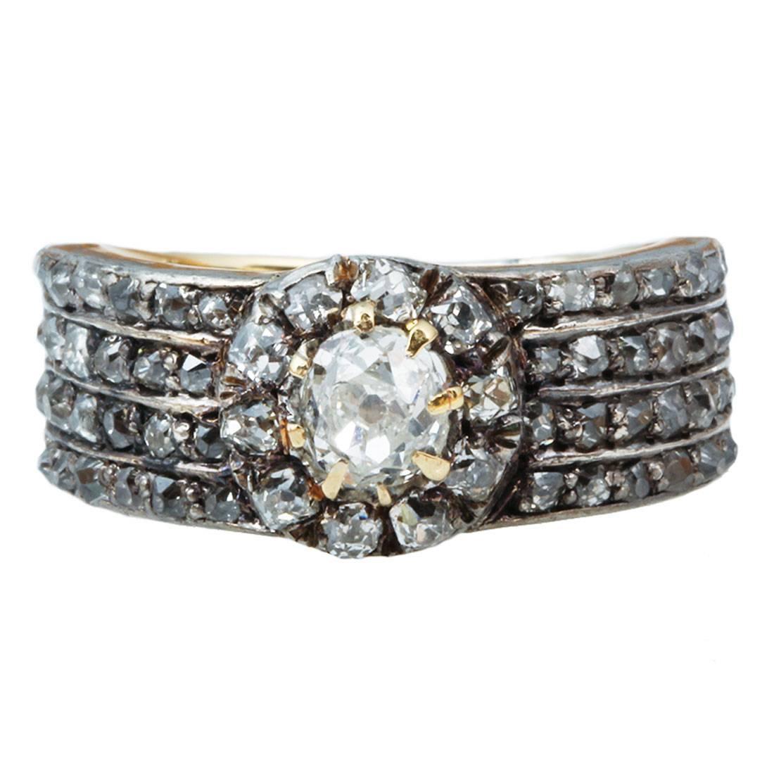 Victorian Diamond Ring At 1stdibs. 5 Stone Rings. Astrology Wedding Rings. Stud Rings. Five Stone Engagement Rings. Regular Wedding Rings. Shorts Rings. Natural Peridot Wedding Rings. Anodised Titanium Wedding Rings