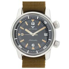 Wittnauer Super Compressor Diver's Automatic Wristwatch