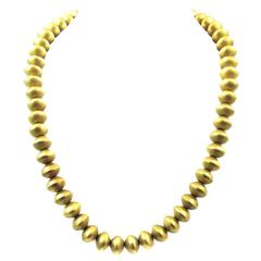 Kieselstein-Cord Gold Necklace