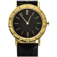Bulgari Yellow Gold Wristwatch