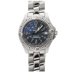 Breltling Stainless Steel Colt Ocean Wristwatch