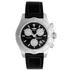 Breitling Stainless Steel Colt Chronograph Quartz Wristwatch Ref A73380