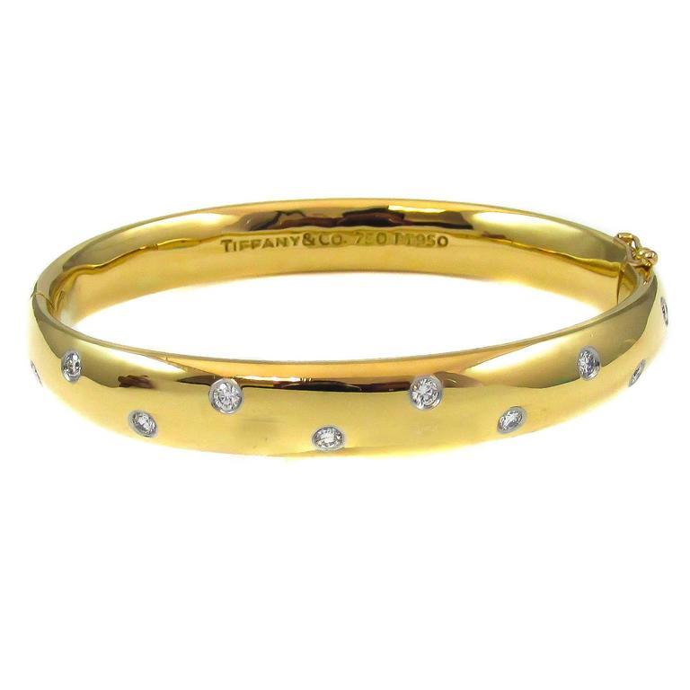 tiffany bangle bracelets gold jewelry flatheadlake3on3. Black Bedroom Furniture Sets. Home Design Ideas