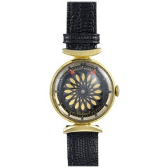Ernest Borel Lady's Gold-Filled Kaleidoscope Wristwatch