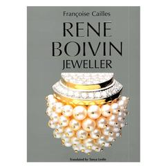 Book of Rene Boivin Jeweller