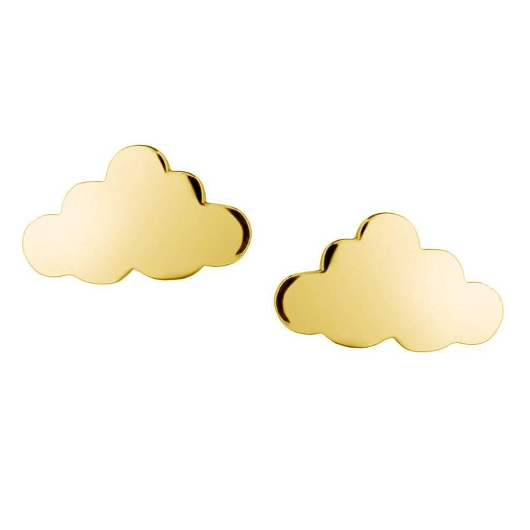 TPL Vermeil Cloud Earrings