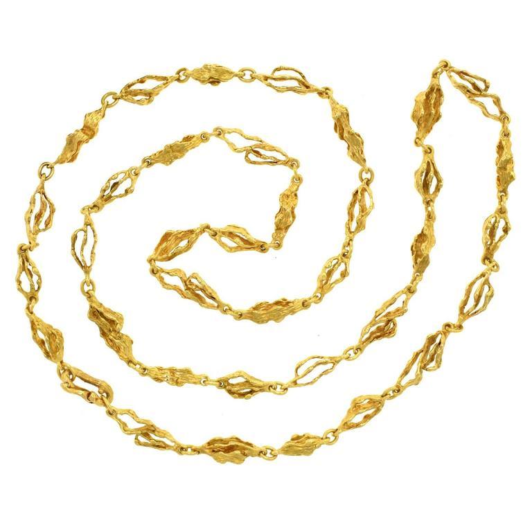 Gilbert Albert Organo Chic Necklace 1