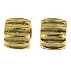 Jona Gold Hoop Earrings