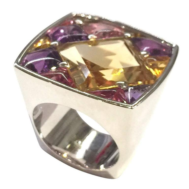 how to make citrine from amethyst