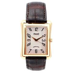 Piaget Yellow Gold Emperador Automatic Wristwatch Ref P10041