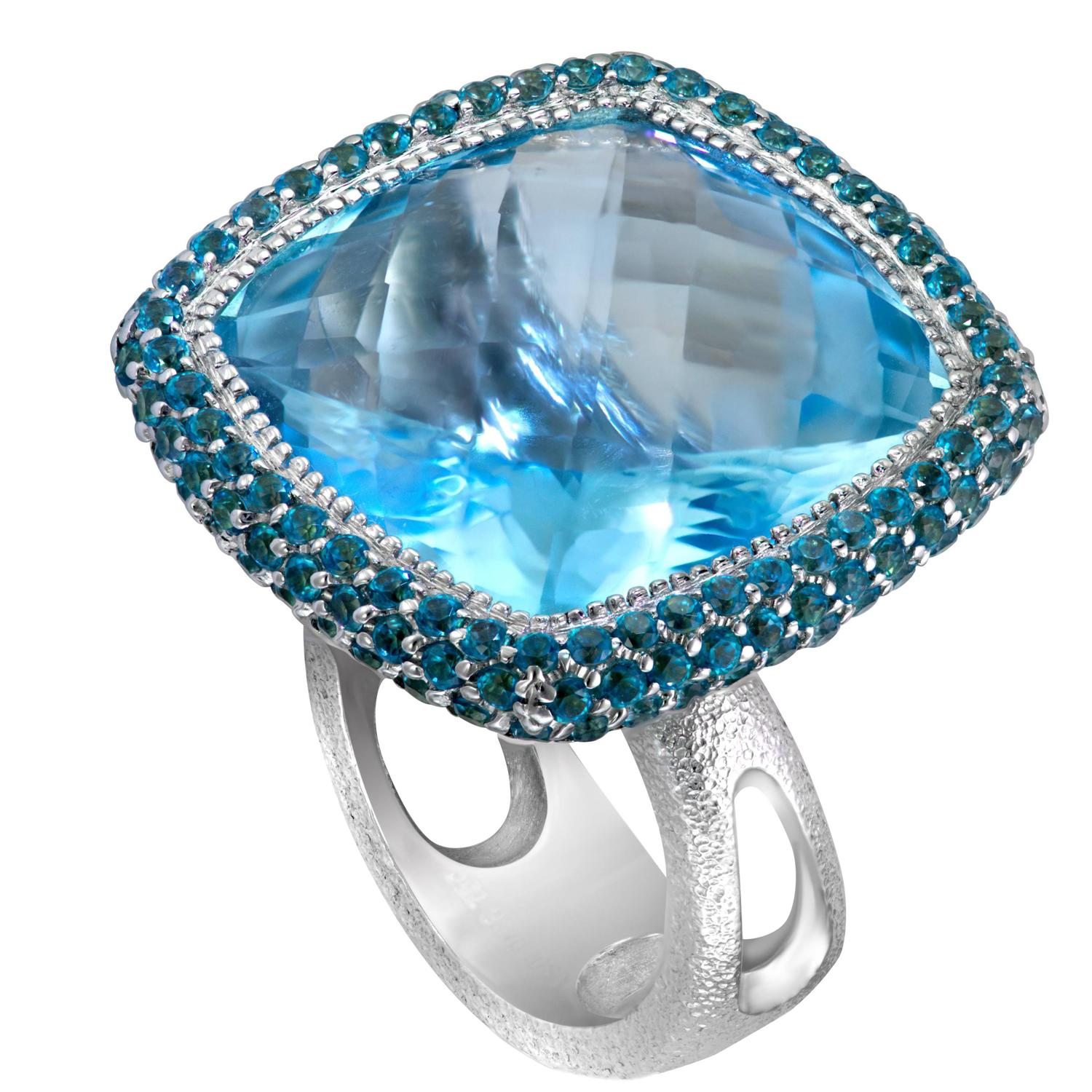 moon luxury crislu collections half with quartz zirconia ring cubic cushion stones other blue diamond alternatives royal rings cocktail