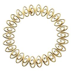 Jean Vitau Gold Harmonie Necklace