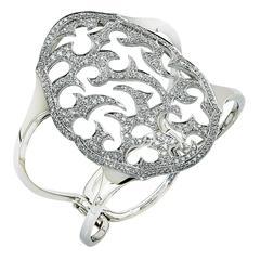 Stephen Webster 4.30 Carats Diamonds Bangle Bracelet