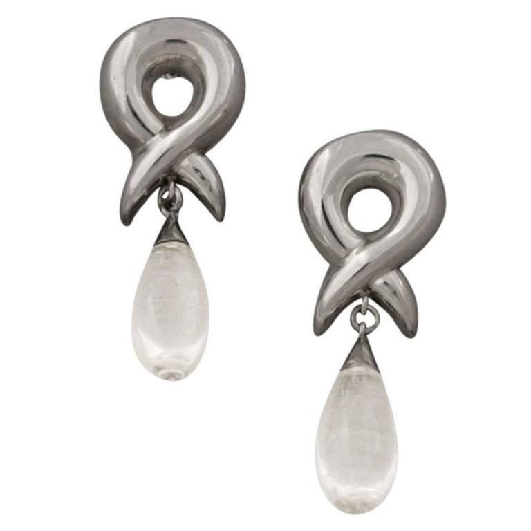 Bayanihan Sterling Silver Drop Earrings