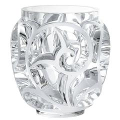Lalique Tourbillon Vase