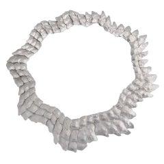 Eduardo Herrera Silver Necklace