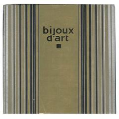 Book of Bijoux d'Art - Mauboussin (Jewels of Art)