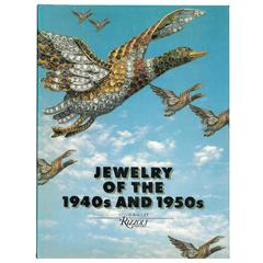 Book of Jewelry of the 1940s and 1950s
