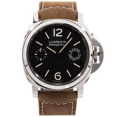 Panerai Ladies Stainless Steel Luminor Marina 8 Days PAM 590 Wristwatch