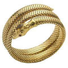 Italian Gold Snake Suite