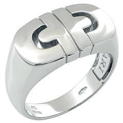 Bulgari Parentesi Gold Ring