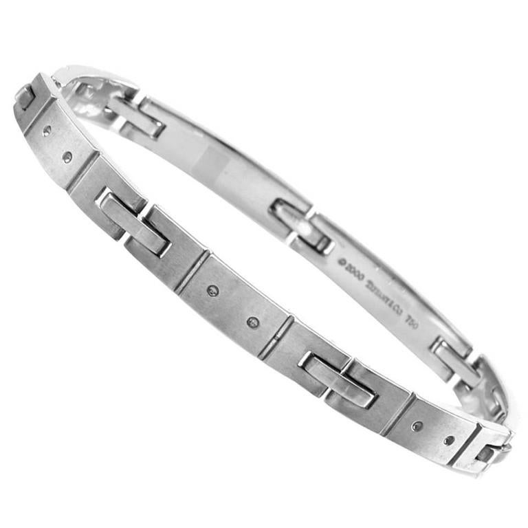 Tiffany And Co Streamerica Collection Men S Bracelet For At 1stdibs