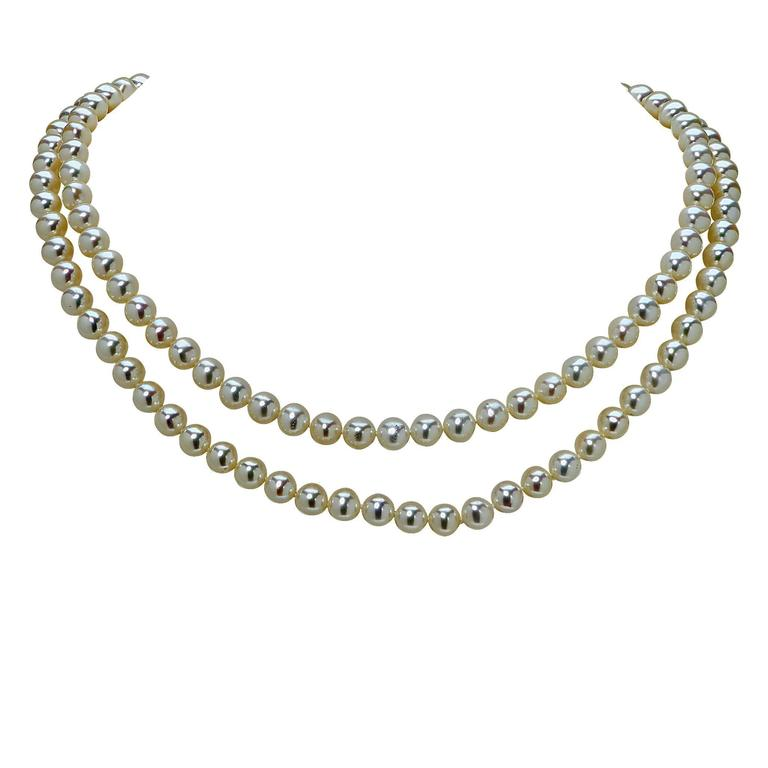 8-9mm Freshwater Pearl Necklace