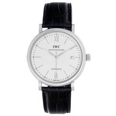 IWC Stainless Steel Portofino Automatic Wristwatch