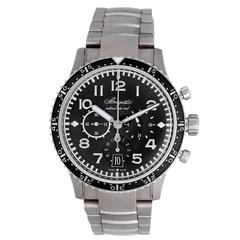 Breguet Titanium Transatlantique Type XXI Flyback Chronograph Wristwatch