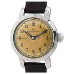 Eterna-Matic Ladies Stainless Steel Wristwatch