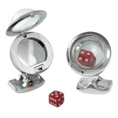 Deakin & Francis Bubble Locket Cufflinks