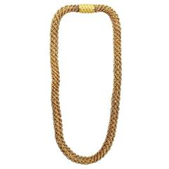 Georgian Era Pinchbeck Necklace