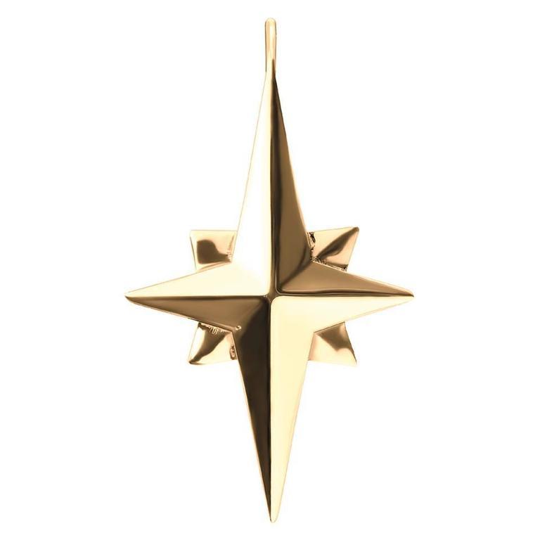 TPL Vermeil Star Charm