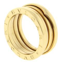 Bvlgari Bulgari B. Zero 3 Band Ring