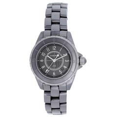 Chanel J12  Chronomatic  Quartz Midsize Watch H2978