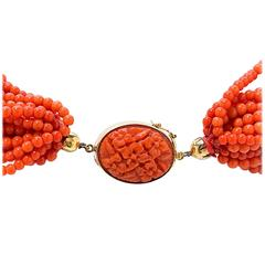 Beautiful Coral Necklace